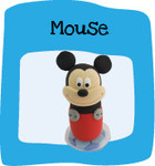TUTORIAL MICKEY MOUSE JUMPING CLAY